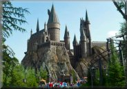 Universal Studios Islands of Adventure - Wizarding World of Harry Potter with Dragons Challenge Rollercoaster