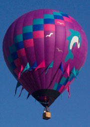 Orlando Hot Air Balloon Rides - Great way to see Orlando Florida