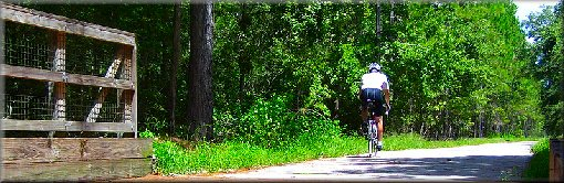 Cycling in Central Orlando Area