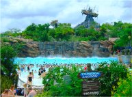 Disney Typhoon Lagoon Waterpark