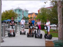 Explore Celebration on a Segway