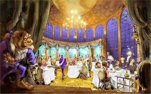 Be Our Guest Restaurant will serve alcohol