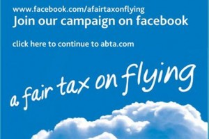 Join our campaign www.facebook.com/afairtaxonflying