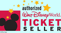 Walt Disney World authorised ticket seller