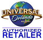 Universal Studions Orlando authorised ticket retailer