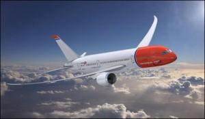 Norwegian Air Dreamliner now flies to Orlando