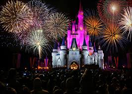 Magical Fireworks at Magic Kingdom