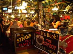 Manny's Chophouse - The Best Steaks Around!