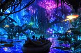 The New Avatar Land at Animal Kingdom