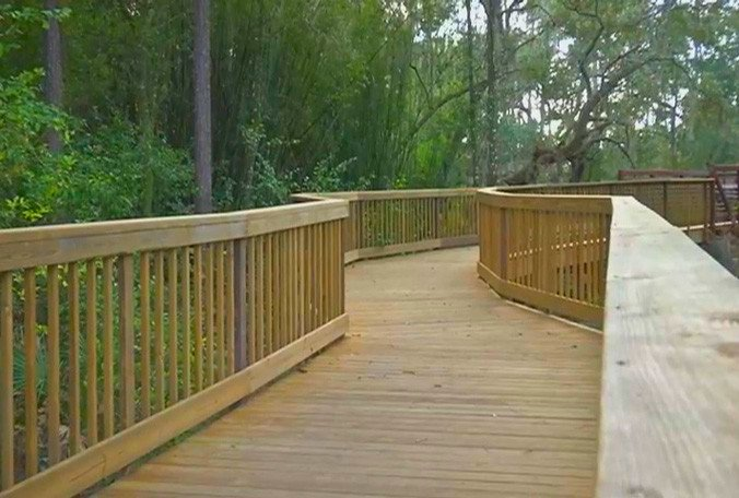 New Bike Trail in Kissimmee