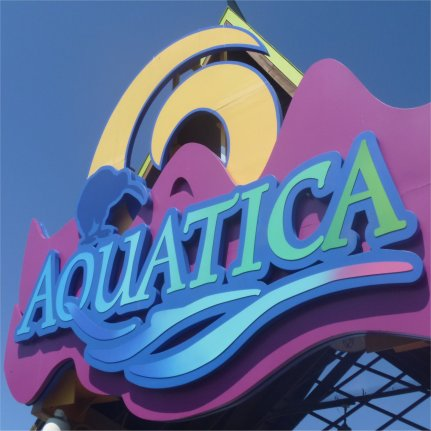 SeaWorld Aquatica themed waterpark