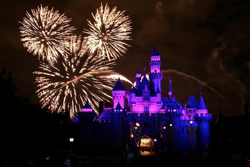 Disney Fireworks - Disney Villa Rental