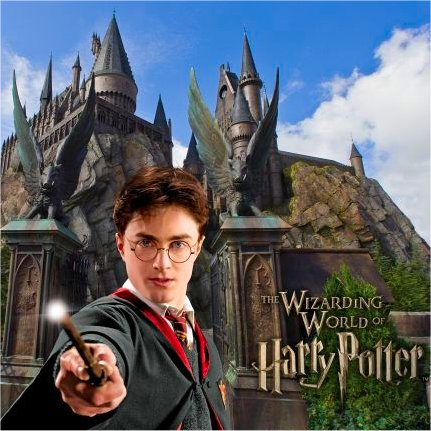 Wizarding World of Harry Potter at Universal Islands of Adventure