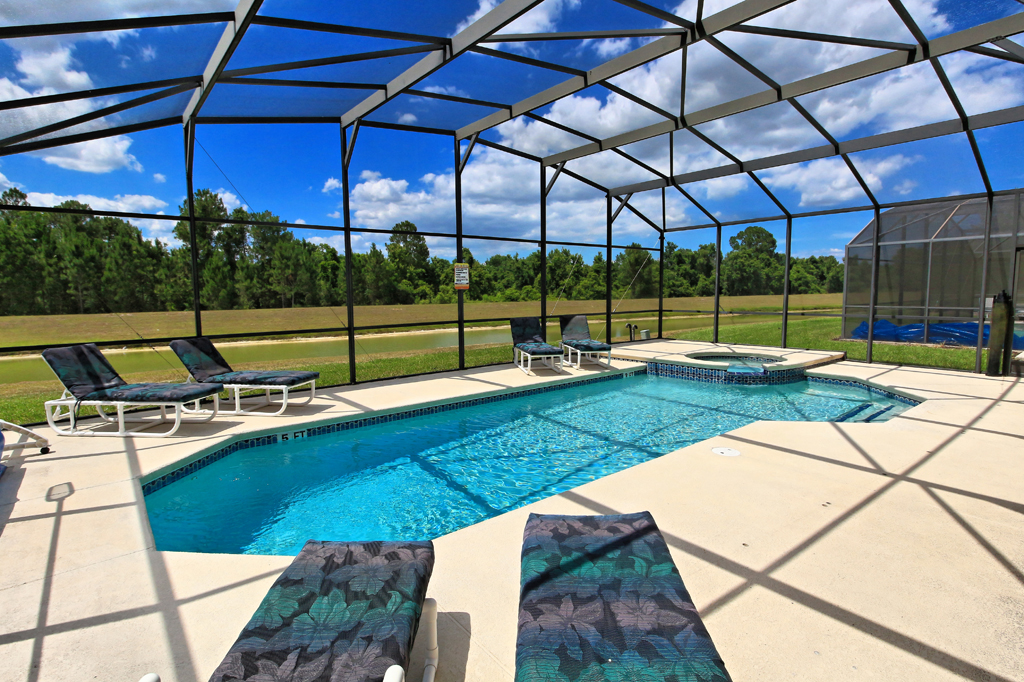 Vacatio Rentals in Orlando - fantastic choice of luxury villas to rent in Orlando