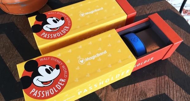 Disney Magicband Passholders