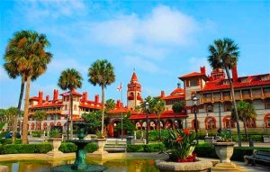 Flagler College in St Augustine