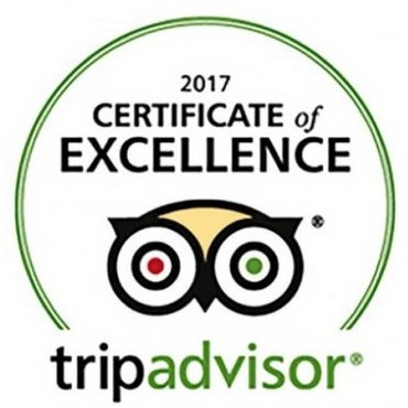 I Want A Villa are proud to receive the TripAdvisor Certificate of Excellence for 2016 & 2017
