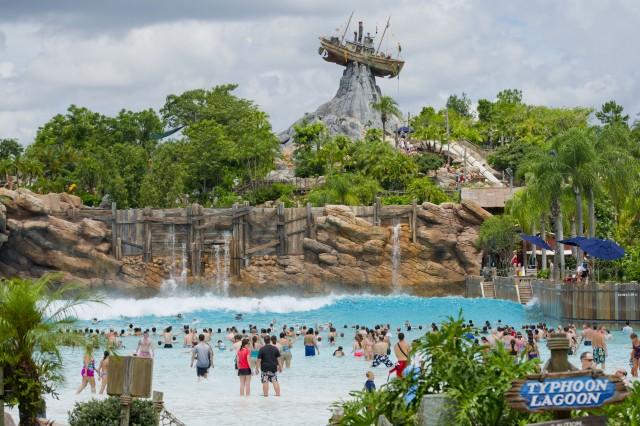 Disney Typhoon Lagoon Waterpark