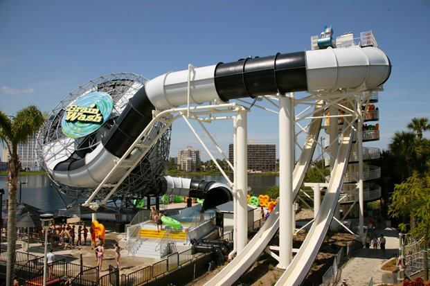 Wet 'n Wild Brainwash Water Ride
