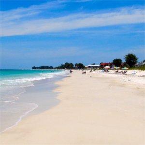 Spectacular beaches on Anna Maria Island