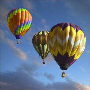 Balloon rides over Orlando