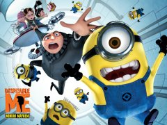 Despicable Me Minion Mayhem at Unversal Studios Orlando