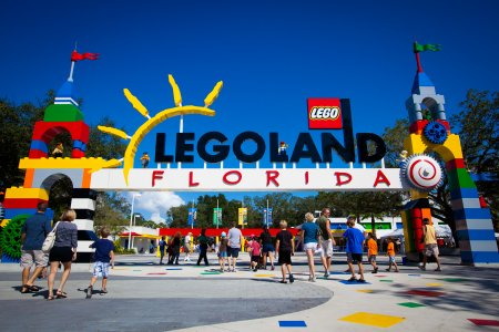 LEGOLAND in Winter Haven, Florida