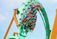 SeaWorld Kraken Rollercoaster