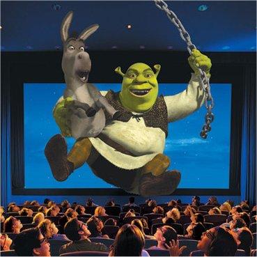 Shrek 4D at Universal Studios Orlando