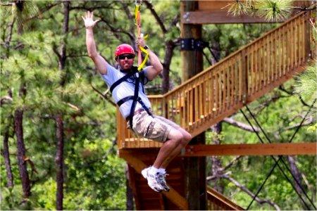 Zip Orlando Zipline Canopy Tours