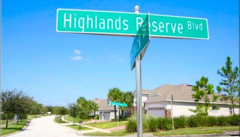 Highlands Reserve Luxury Villa Rentals in Davenport, Florida