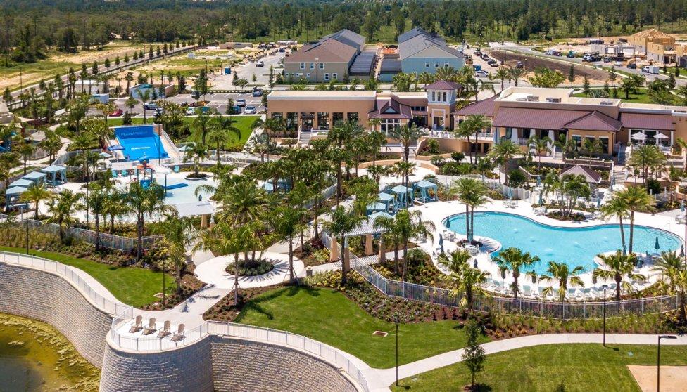 Solara Resort Luxury Orlando Villa Rentals Villas Near