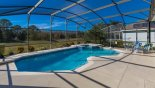 Orlando Villa for rent direct from owner, check out the Pool & spa with conservation views