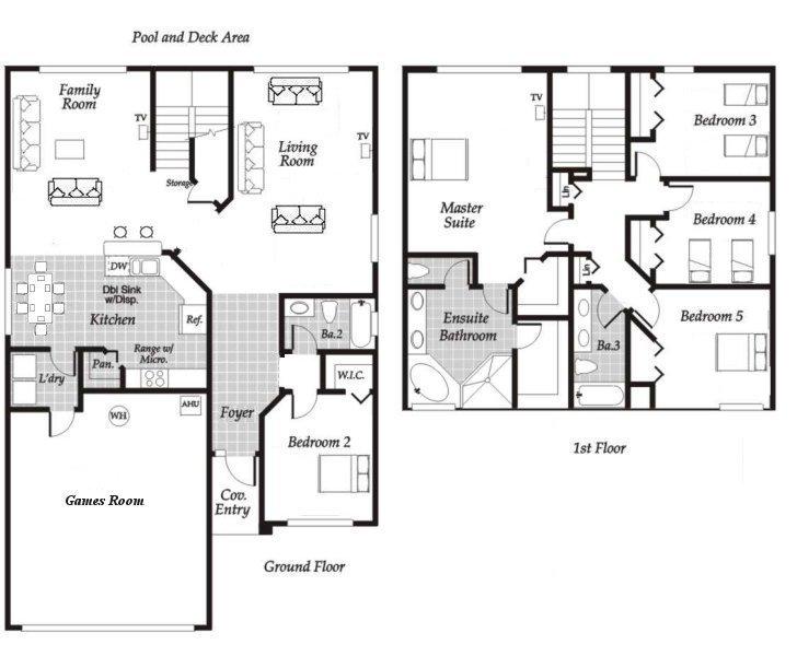Monticello 2 Floorplan