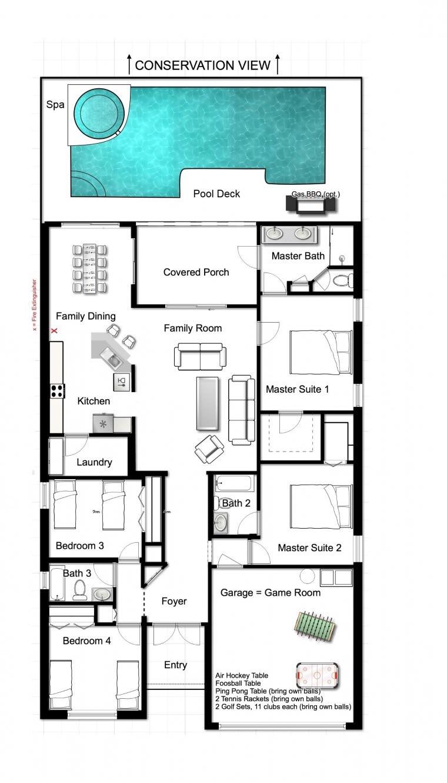 Jasmine 2 Floorplan