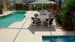 Villa rentals in Orlando, check out the Pool & BBQ