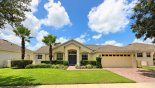 Villa rentals near Disney direct with owner, check out the View of villa from street
