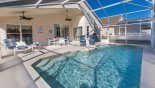 Villa rentals near Disney direct with owner, check out the 4 sun loungers for your sun bathing comfort