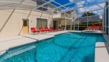 Birchwood 3 Villa rental near Disney with Pool & spa with 6 sun loungers