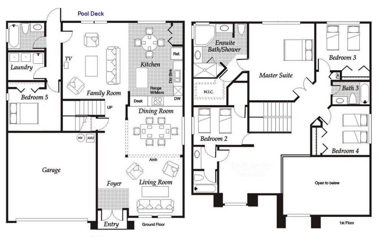 Birchwood 11 Floorplan