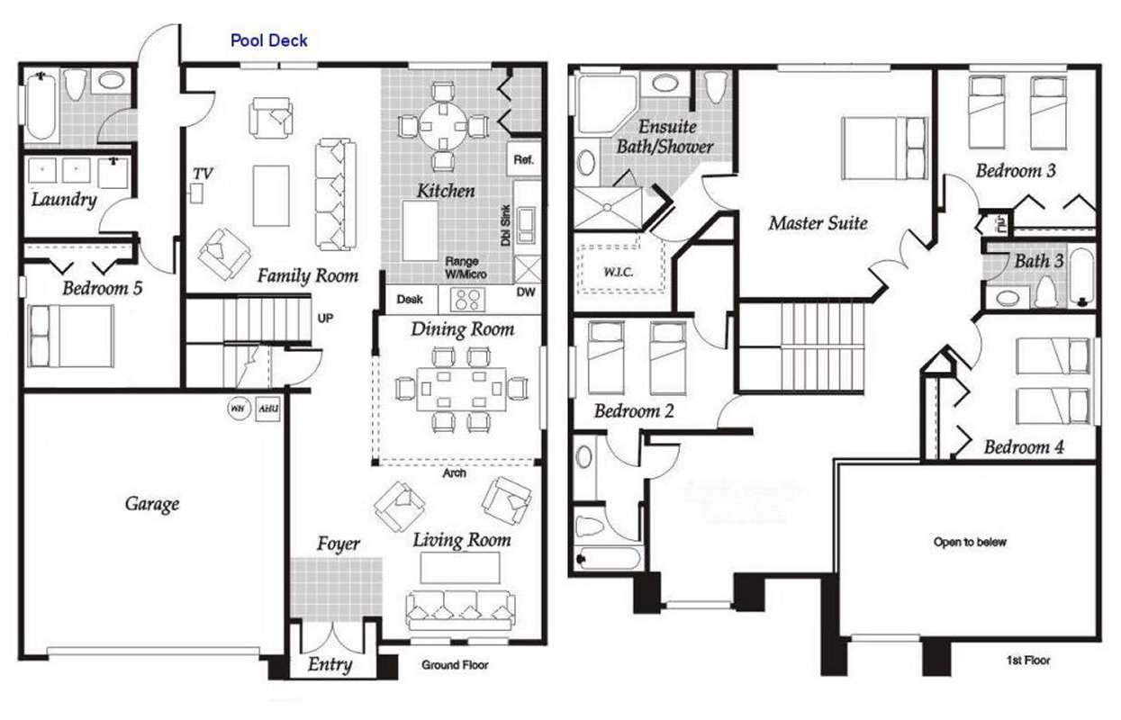 Birchwood 11 Floorplan
