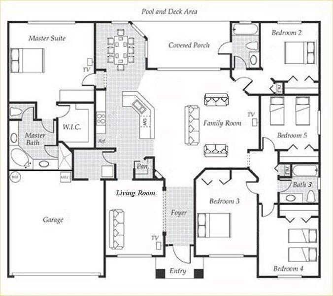 Emerald + 7 Floorplan