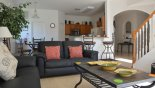 Monticello 1 Villa rental near Disney with Family room