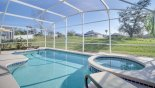 Orlando Villa for rent direct from owner, check out the Pool & spa with no direct rear neighbours