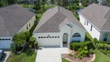 Orlando Villa for rent direct from owner, check out the Aerial view of our villa