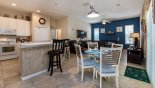 Kendall 1 Villa rental near Disney with Fully fitted kitchen and brerakfast nook