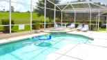 Villa rentals near Disney direct with owner, check out the Privacy hedging to both sides