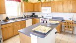 Birchwood 3 Villa rental near Disney with Fully fitted kitchen with everything you need provided