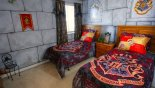 Harry Potter Bedroom from Canterbury 12 Villa for rent in Orlando