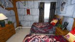 Villa rentals in Orlando, check out the Harry Potter Bedroom